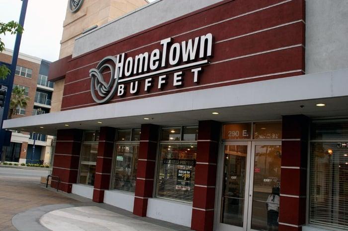 Long Beach Hometown Buffet