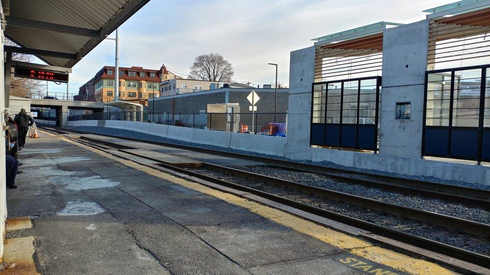 Chelsea MBTA Station: Arlington St 6TH St, Chelsea, MA
