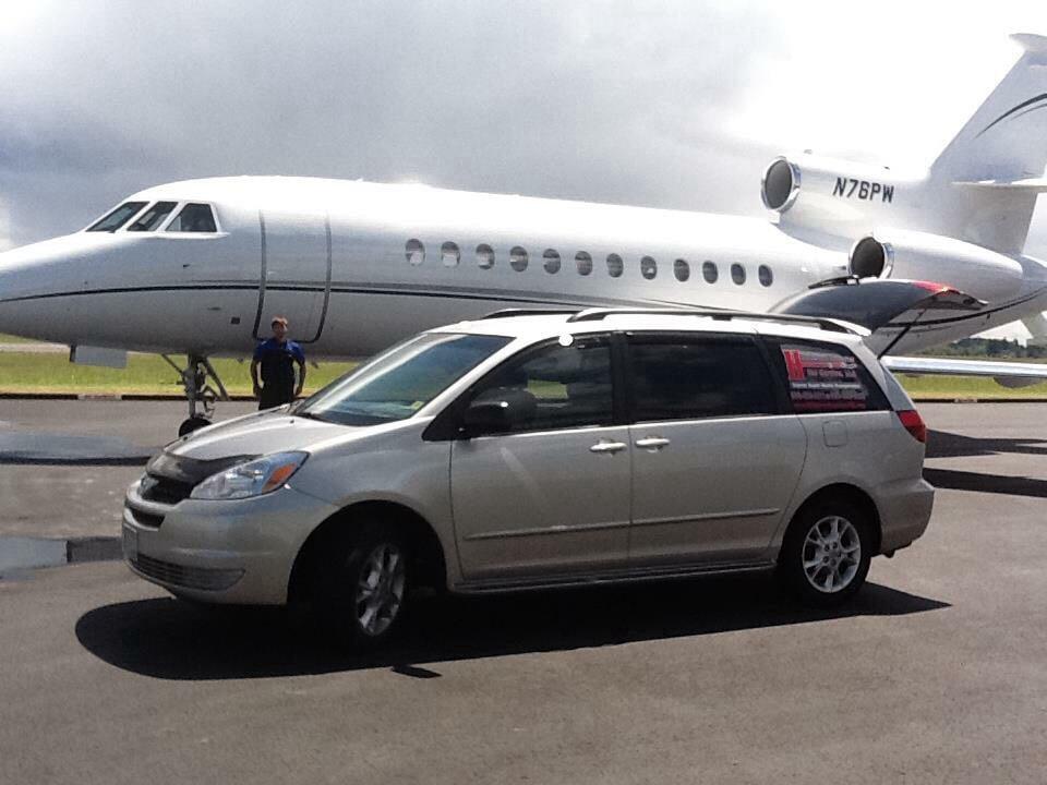 Hillsboro Airporter And Car Service