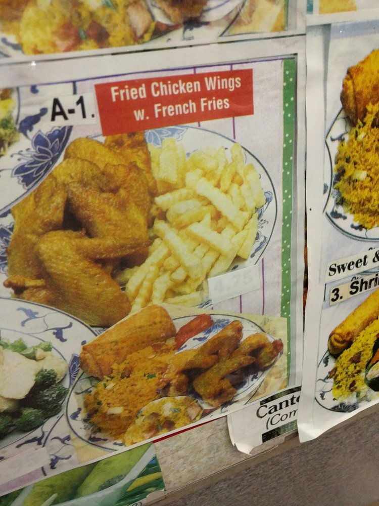 afraid of chinese food no problema yelp