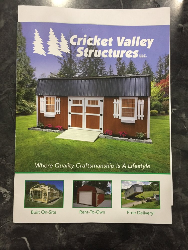 Cricket Valley Structures: 7007 State Route 125, Georgetown, OH