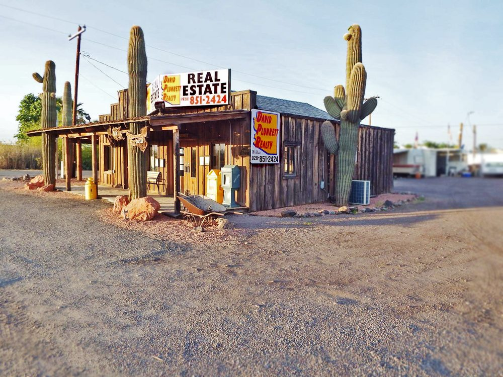 David Plunkett Realty - Bouse: 27904 Hwy 72, Bouse, AZ