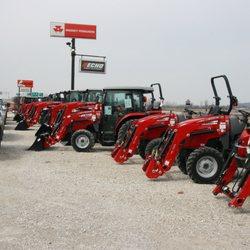 Lauf Equipment - Farming Equipment - 541 W Hwy 94, Jefferson