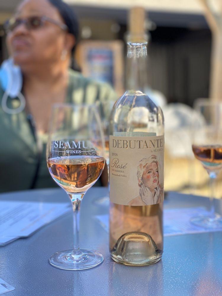 Seamus Wines: 8910 Sonoma Hwy, Kenwood, CA