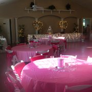 Reception Hall Photo Of Country Wedding Chapel Inola Ok United States