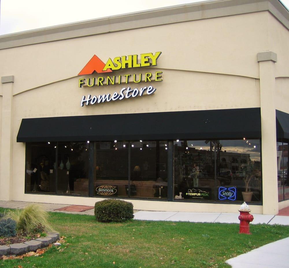 Ashley Homestore 14 Photos Furniture Shops 258 Exchange St Geneva Ny United States