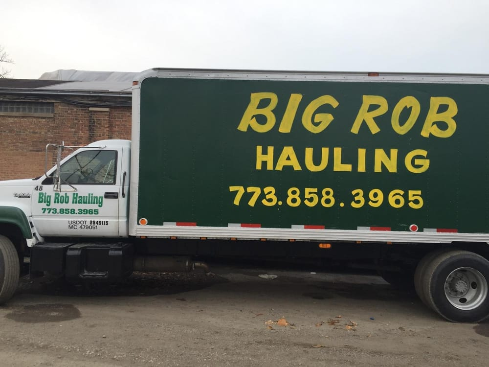 Big Rob Hauling