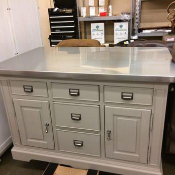Photo Of Stacy Furniture U0026 Design   Allen, TX, United States. Kitchen Island