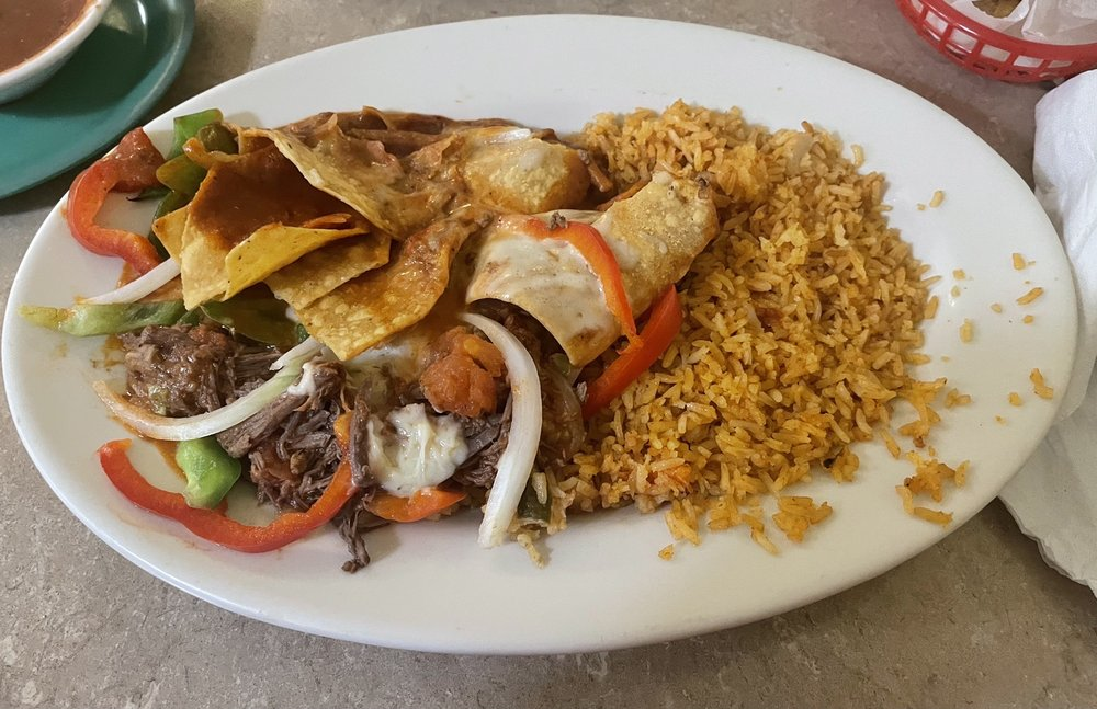 El Ranchero Mexican Restaurant: 211 Bullsboro Dr, Newnan, GA
