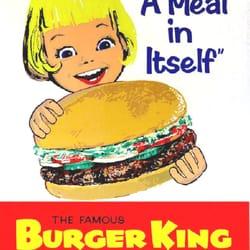burger king fast food. Black Bedroom Furniture Sets. Home Design Ideas