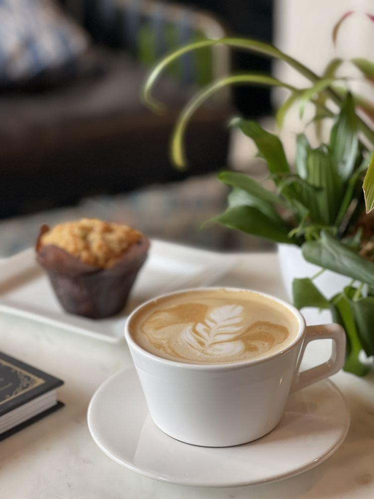 Warm Waves Coffee House: 52 N Main St, Alpharetta, GA