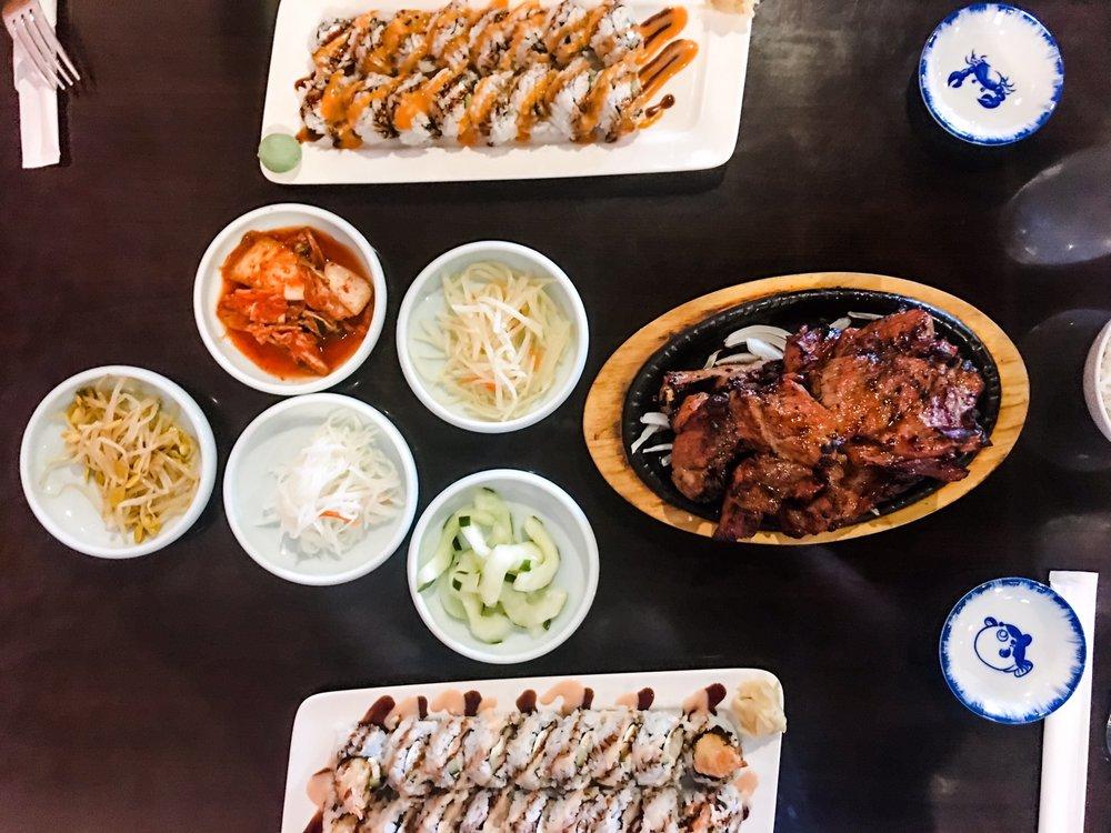 Nami Korean Japanese Restaurant: 6742 NW Cache Rd, Lawton, OK