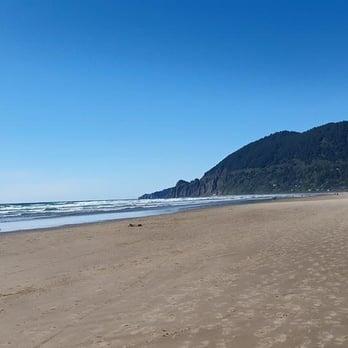 Photo Of Manzanita Beach Or United States Sunshine And Sand