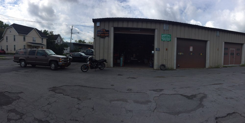 TTR Vehicle Repair Shop: 521 Cayuga Ave, Watertown, NY
