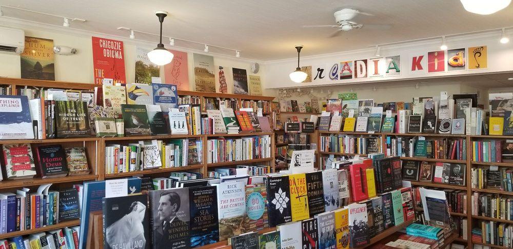 Arcadia Books: 102 E Jefferson St, Spring Green, WI