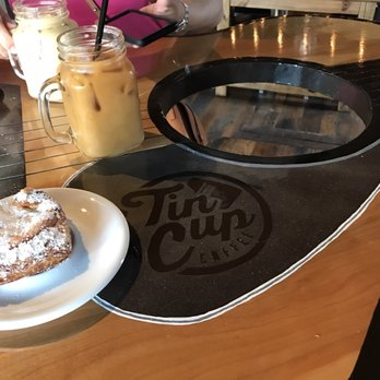 Photo Of Tin Cup Coffee Nashville Tn United States Pastry And Iced