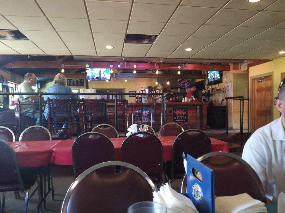 Pub West: 100 E Adams St, Waterman, IL