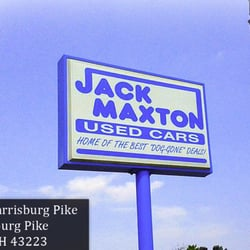 Jack Maxton Used Cars On Harrisburg Pike Columbus Oh