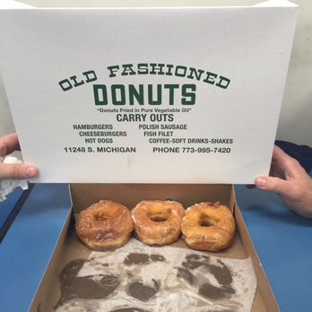 Best Old Fashioned Donuts In Chicago