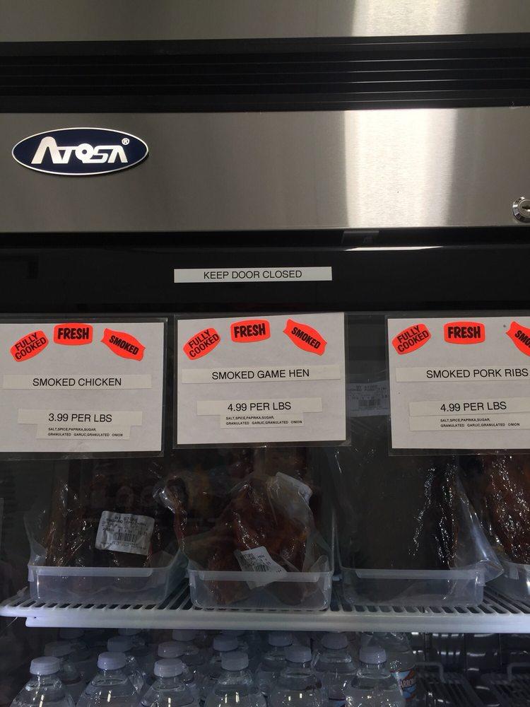 Springville Meat Company: 3640 Pryor Ct, Fortuna, CA