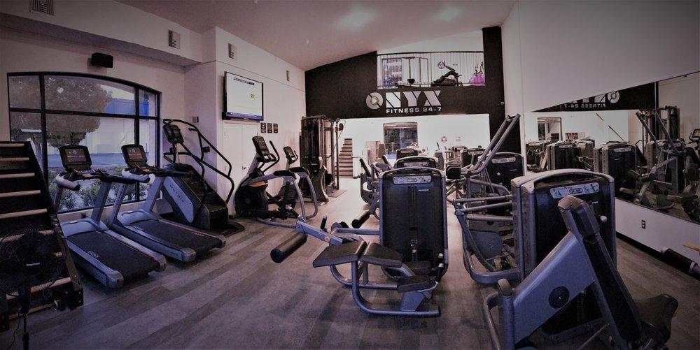 ONYX Fitness 24-7