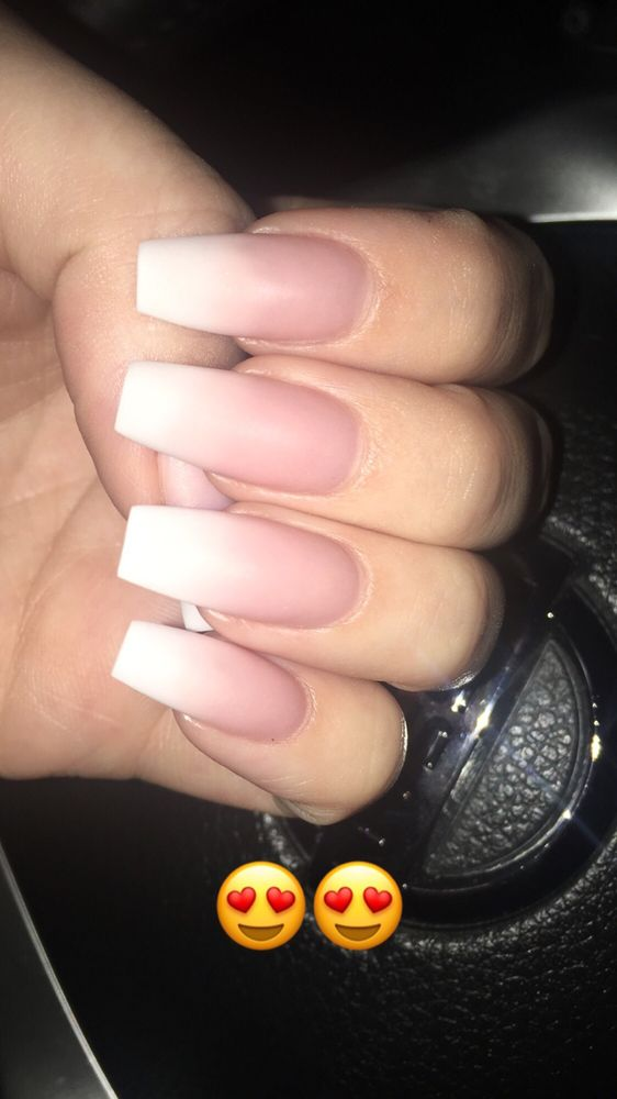 My most recent nails. - Yelp