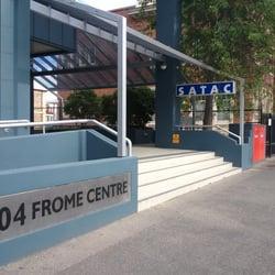 Satac adult re entry test