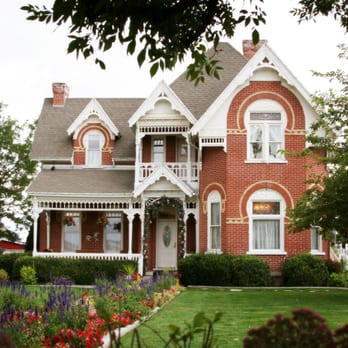 Photo Of The Layton Mansion