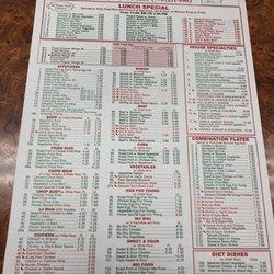 Photo of China Kitchen - Newnan GA United States. Menu  sc 1 st  Yelp & China Kitchen - 15 Reviews - Chinese - 90 Glenda Trce Newnan GA ...