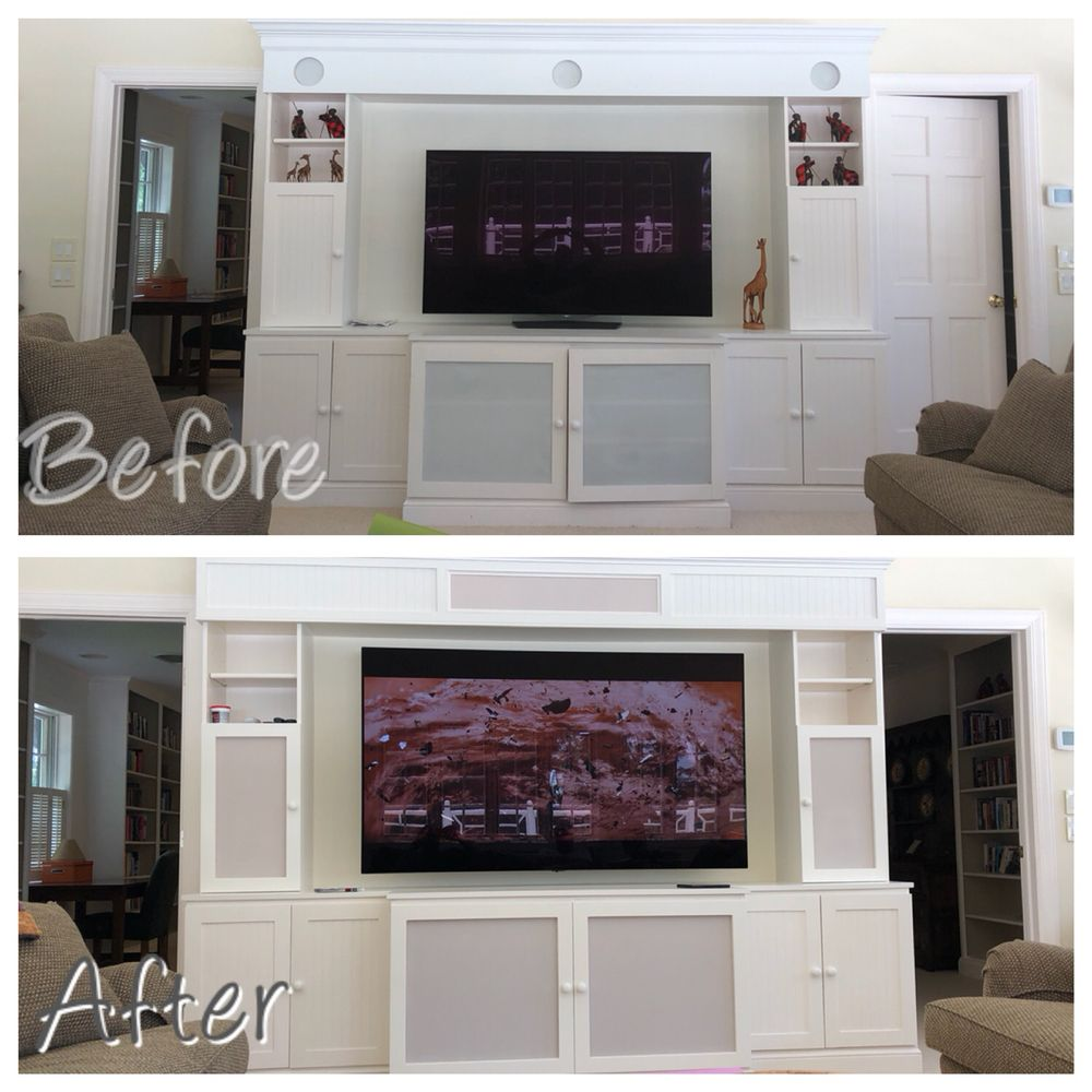Schneider Home Theater: Easton, MD