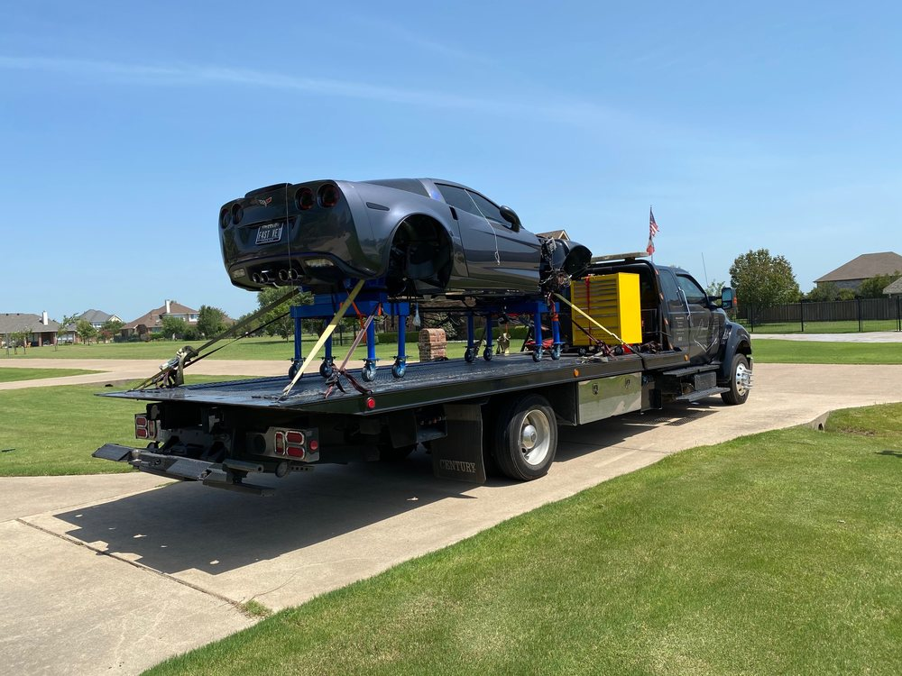 Towing business in Grapevine, TX
