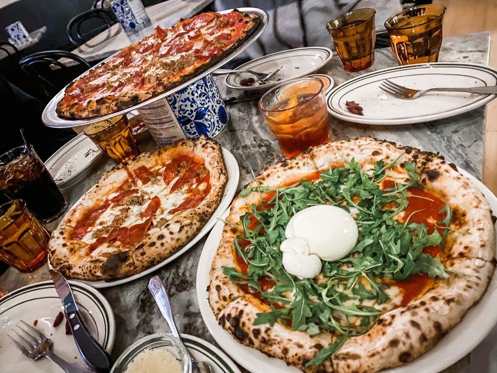 Giambotta Pizza