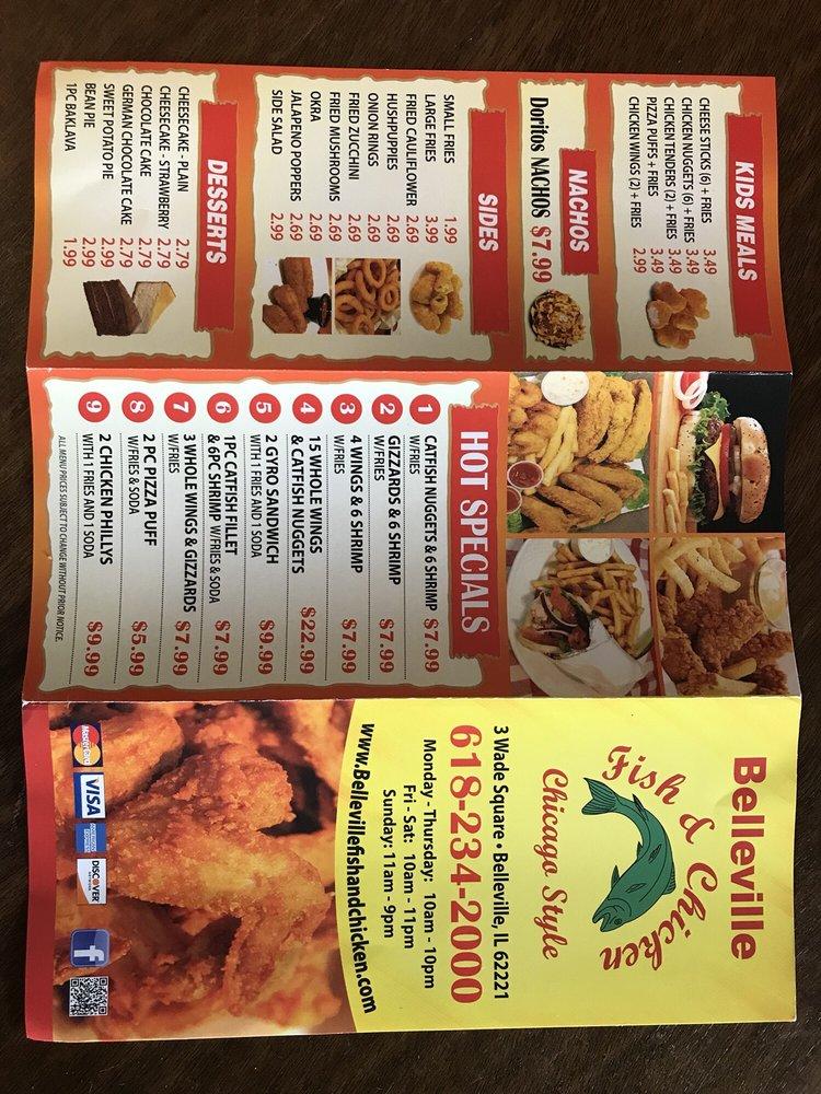 Belleville Fish and Chicken