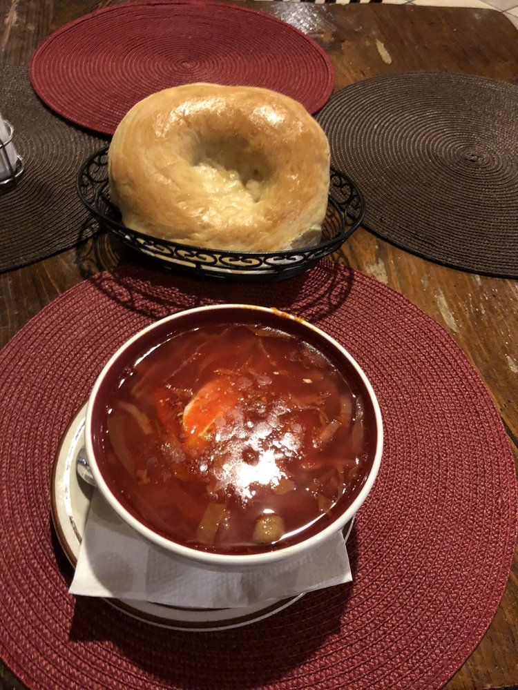 Kavkaz Restaurant: 3379 E Valley Rd, Loganton, PA