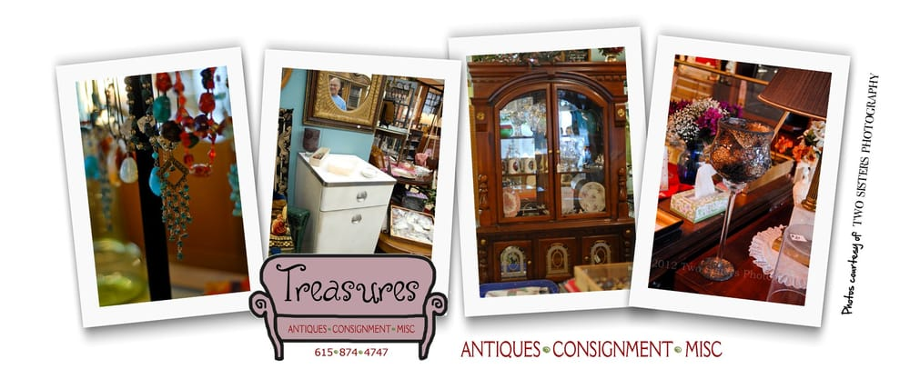 Treasures Consignment Jewelry 2628 Old Lebanon Rd Donelson