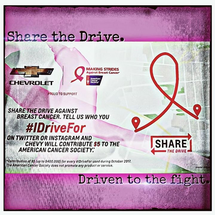 Al Piemonte Chevy >> Breast Cancer Awareness Month Here At Al Piemonte Chevy Idrivefor
