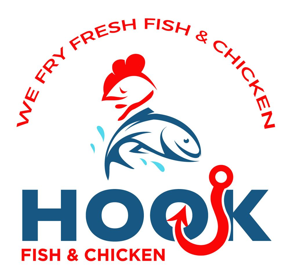 Hook Fish Chicken Chicken Wings 2604 W Capitol Dr