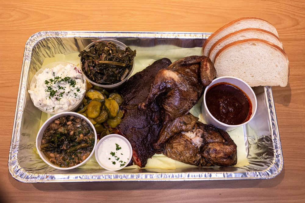 By The Bay BBQ: 775 A Trinity Ave, Seaside, CA