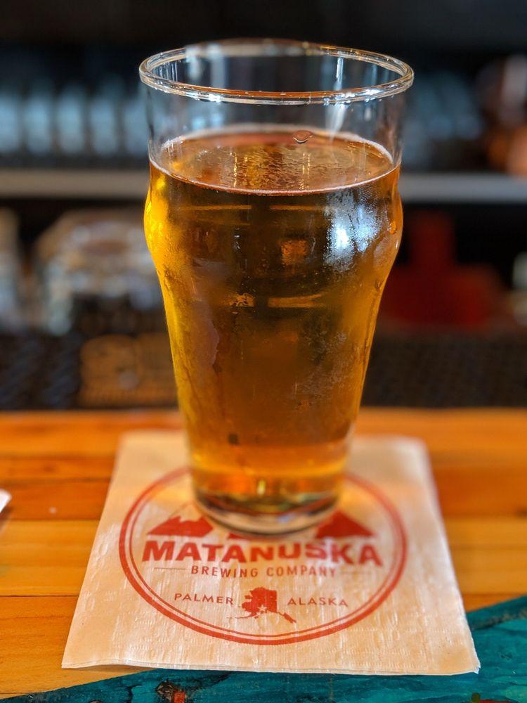 Matanuska Brewing Downtown