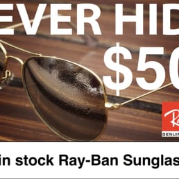 Photo of Florida Eye Care & Contact Lens Center - Boca Raton, FL, United States. Offer on #rayban #sunglasses expires 11/05/2015