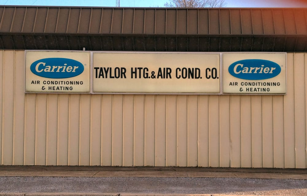 Taylor Heating and Air Conditioning: 402 W Tate St, Corinth, MS