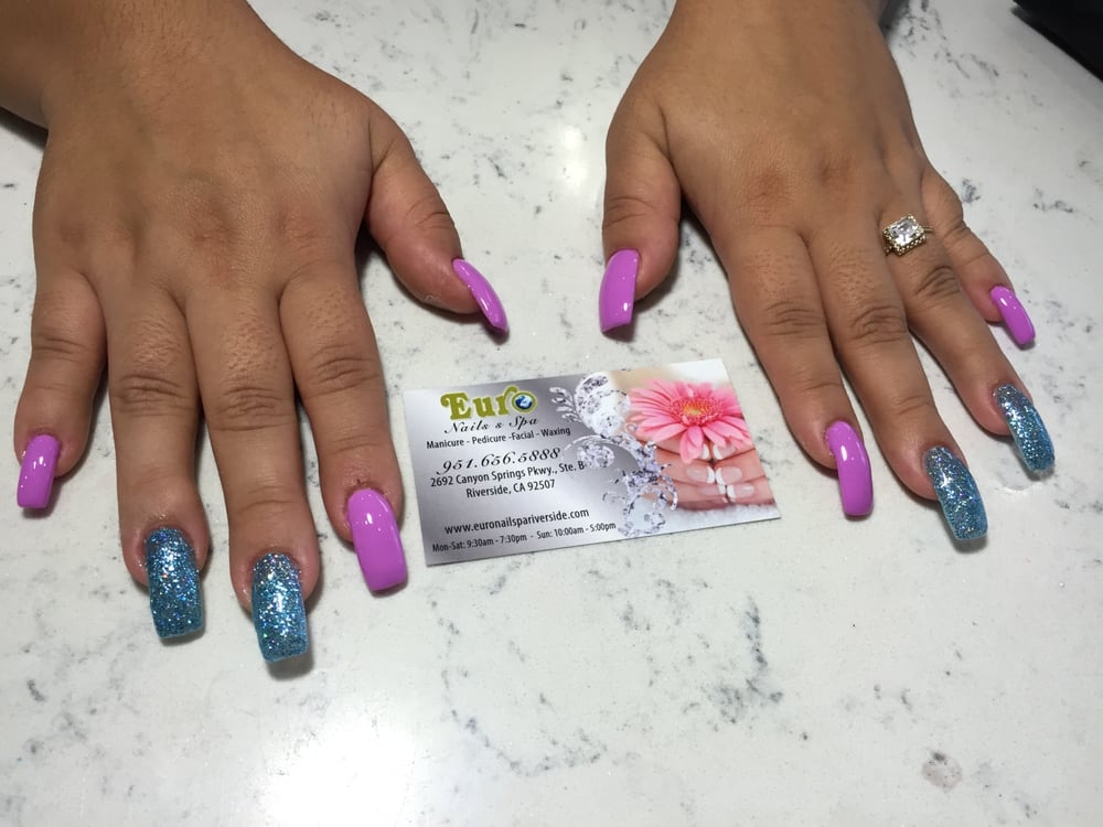 Photos for Euro Nails Spa - Yelp