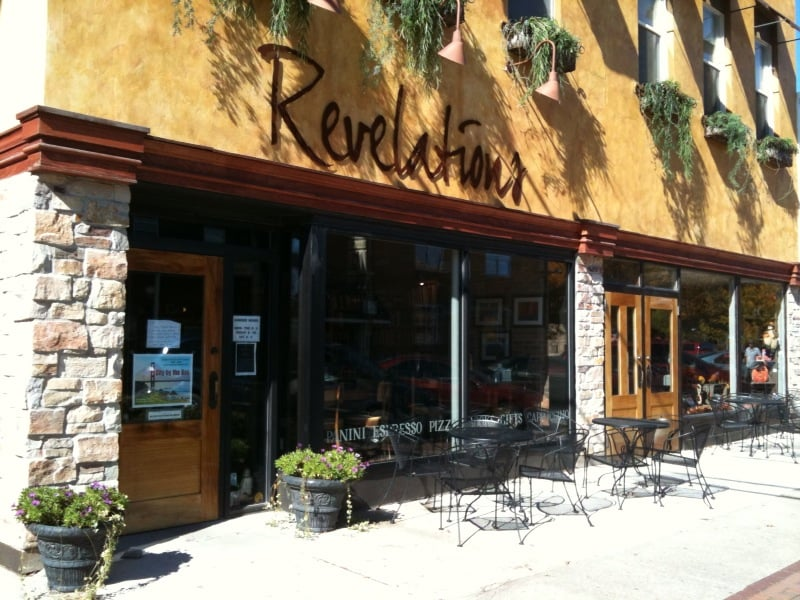 Fairfield (IA) United States  City pictures : Photo of Revelations Cafe & Book store Fairfield, IA, United States
