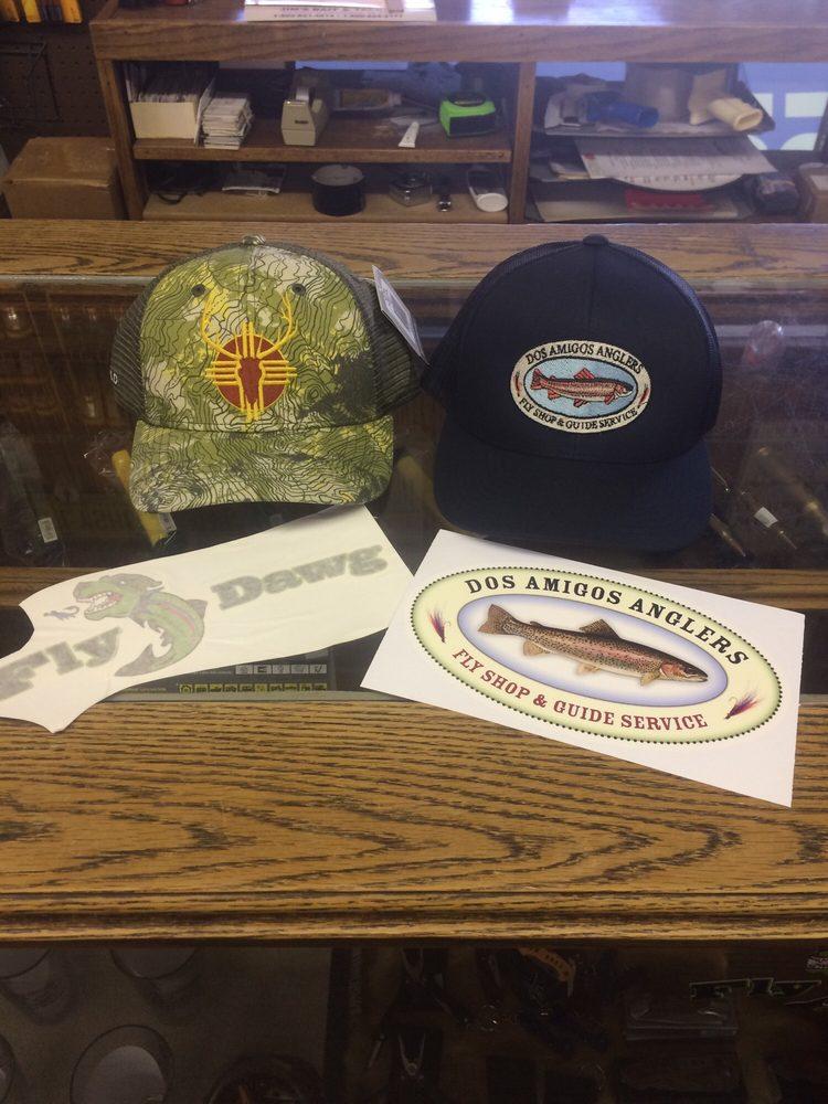 DOS Amigos Anglers: 247 E Therma Dr, Eagle Nest, NM