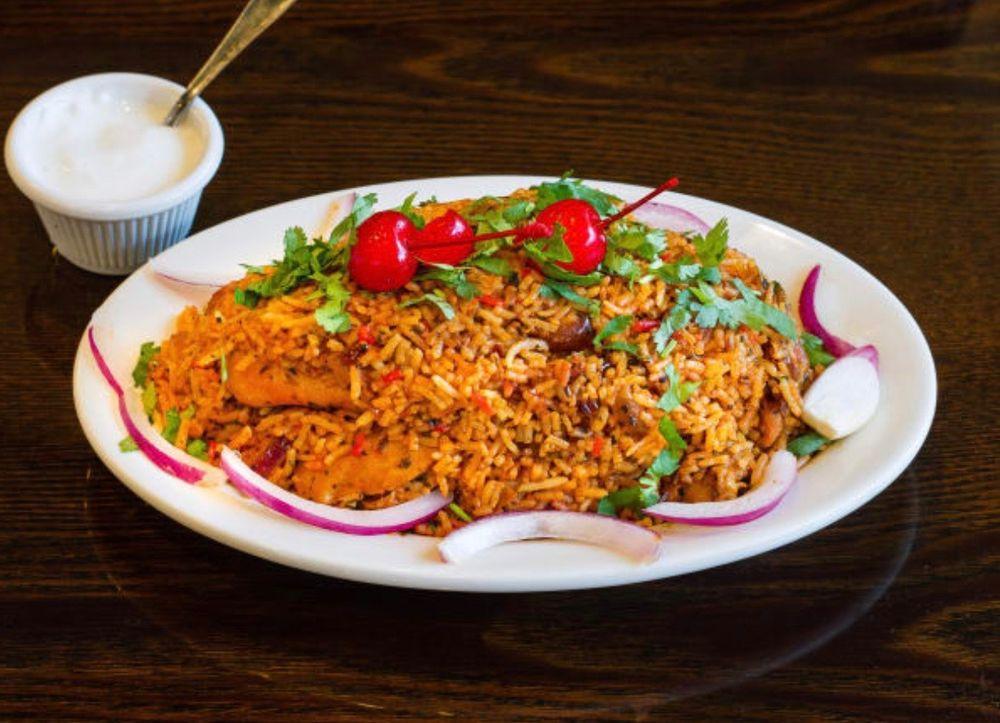 Rasoi IV Authentic Indian Cuisine: 1437 Sam's Dr, Chesapeake, VA