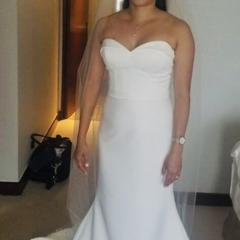 20c64d6b90c1 Photo of Mira Couture - Chicago, IL, United States. Wedding dress ! Perfect