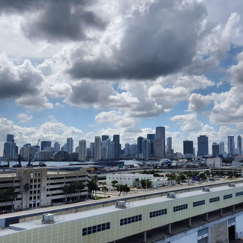 Miami Port: Photos For Port Of Miami