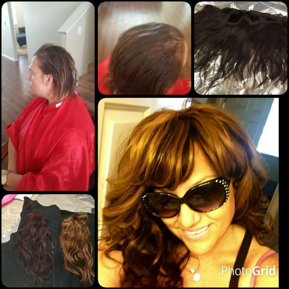 2 Bundles Of Lustful Virgin Hair 14 16 Full Sew In Hair