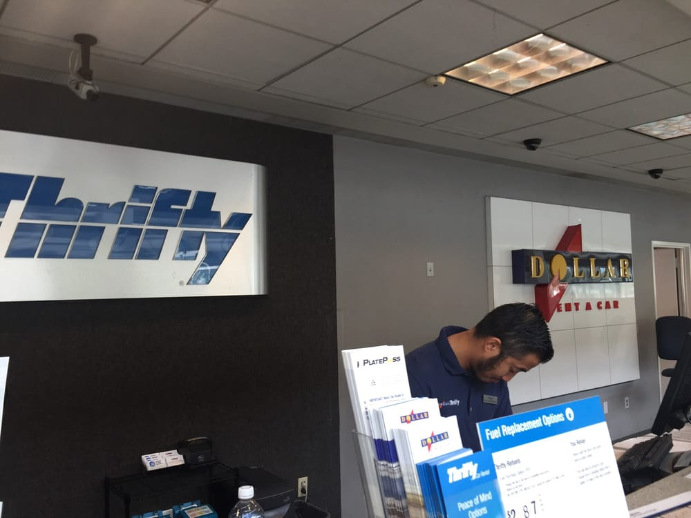 Dollar Rental Car Ontario Airport Ca