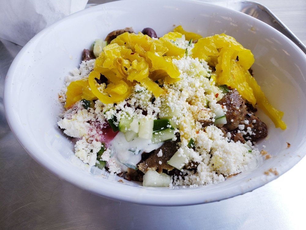 Strofi Mediterranean Grill: 9740 Liberia Ave, Manassas, VA